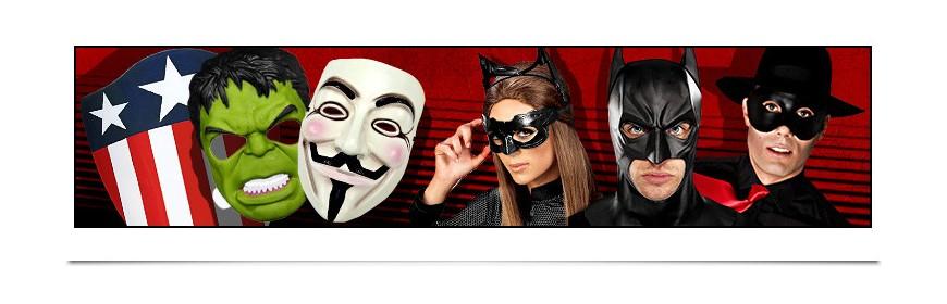 Plastik Yuz Maskeler